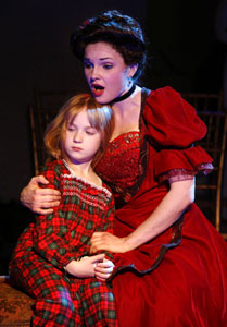 Gabrielle Piacentile and Bonnie Fraser