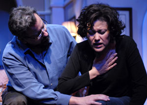 Jeff Still and Sandra Marquez in Sonia Flew