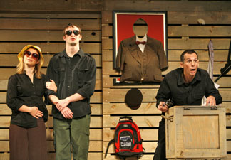 Suli Holum, Ryan Young, and T. Ryder Smith