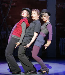 Nicole Parker, Martin Short, and Mary Birdsong