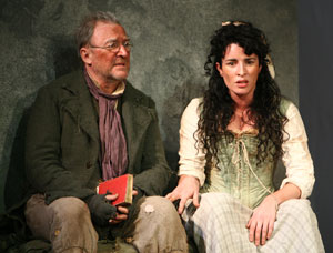 Dermot Crowley and Susan Lynch in Translations
