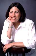 Playwright Rebecca Gilman