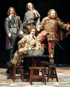 Aaron Ramey, Juan Chioran,