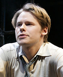 Randy Harrison in The Glass Menagerie(© T. Charles Erickson)