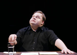 Mike Daisey in Invincible Summer