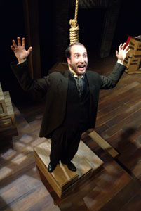 Steve Best in Assassins