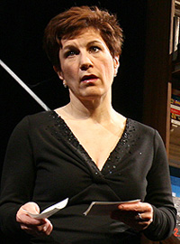 Lisa Kron in Well(&copy; Joan Marcus)