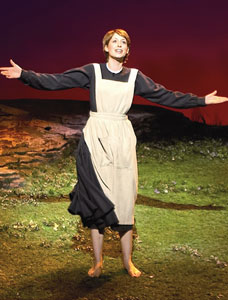 Connie Fisher in The Sound of Music