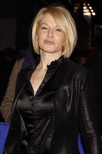 Ellen Barkin - Wallpaper Actress