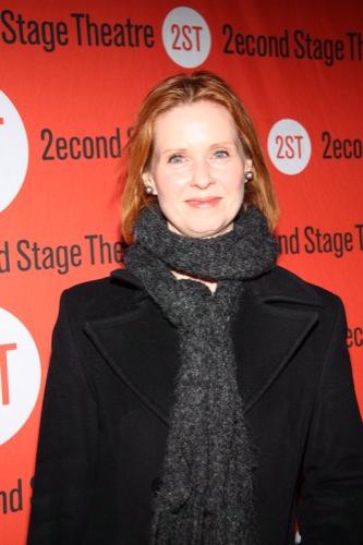 (12/24) Mr. and Mrs. Fitch Opening: Sex and the City star Cynthia Nixon in ...