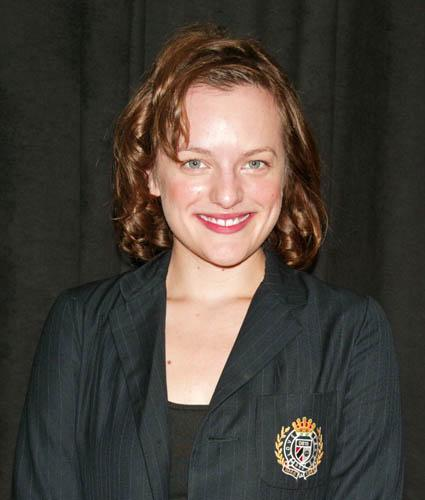 Elisabeth Moss - Gallery Photo