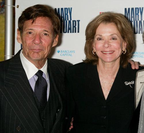 Ron Leibman TIL Jessica Walter and Ron Leibman aka Mallory Archer and Ron