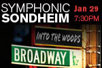 New York Philharmonic presents: Symphonic Sondheim