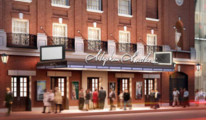 Roundabout To Rename Henry Miller S Theatre The Stephen Sondheim Theatre Theatermania