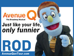 Avenue Q Tour To Play Lansburgh Theatre In July Theatermania