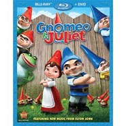 Gnomeo and Juliet, Featuring Elton John Songs, Set for May 24 DVD