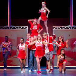 broadway s bring it on the musical to receive cast recording